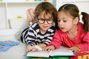 Воспитываем интерес к чтению